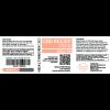 CBD relief stick label