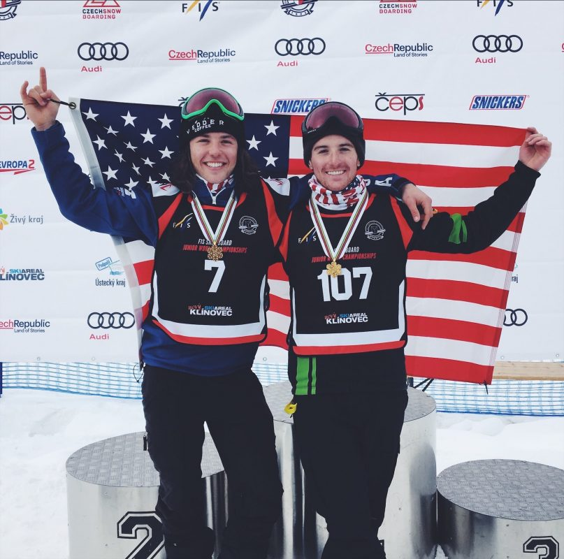 USA Snowboarding Healthworx