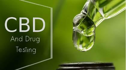 THC , Does CBD show up on drug tests, CBD, Positive drug test
