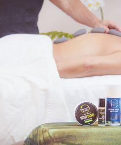 BUY CBD OIL TOPICAL CREAMS, massage table, topical creams