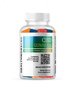 Broad Spectrum 30mg CBD gummies