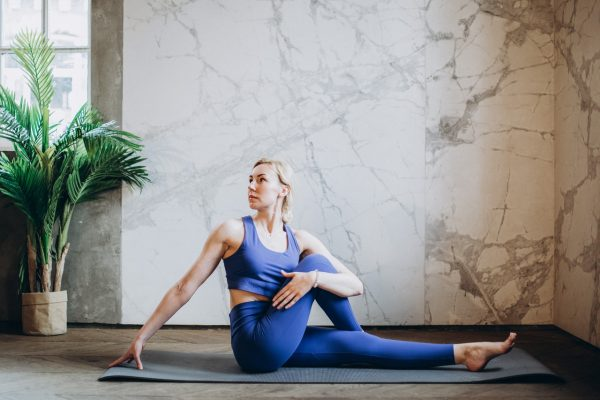 cbd and yoga, a perfect wellness combo