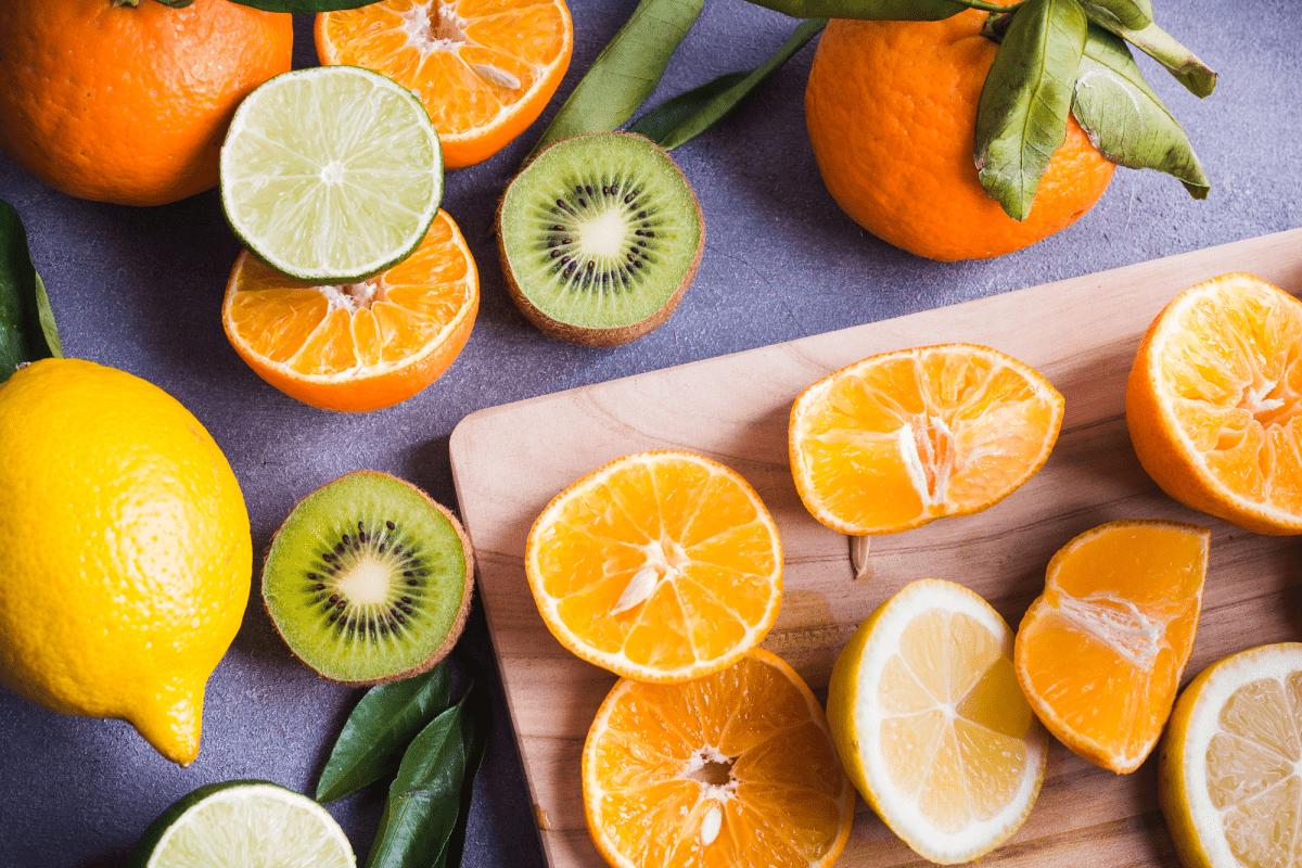 fruits rich in vitamin-c